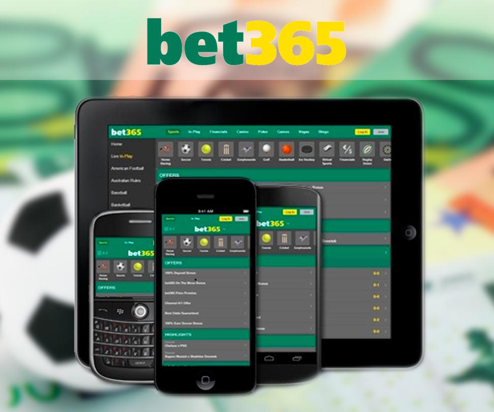 bet365 на мобильный